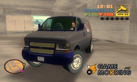 Speedo из GTA 4 для GTA 3
