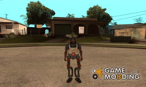 Продавец хот-догов for GTA San Andreas