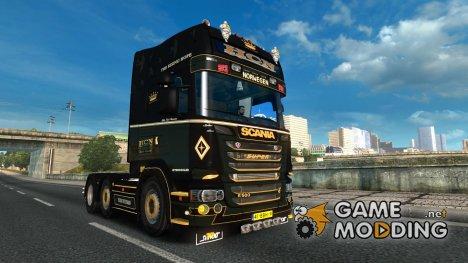 Scania R500 Streamline для Euro Truck Simulator 2