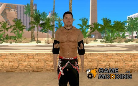 AJ Styles from TNA Impact XBox for GTA San Andreas