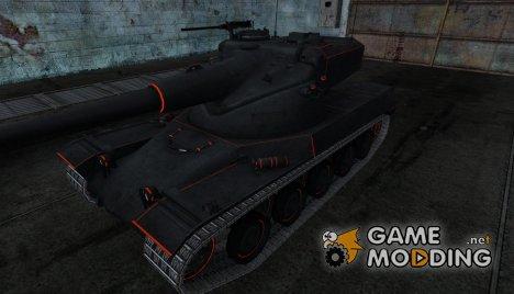 Шкурка для AMX 50 68t для World of Tanks