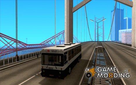 ЛиАЗ 5256.00 for GTA San Andreas