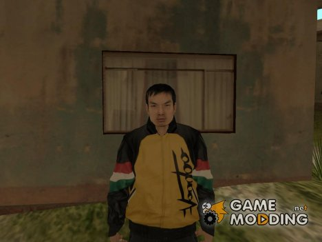 Скин из GTA 4 v63 for GTA San Andreas