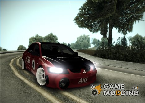 Mitsubishi Lancer Evolution VIII ARS for GTA San Andreas
