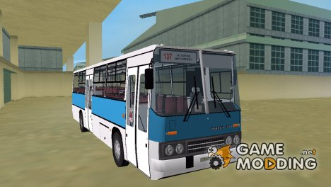 Икарус 256 маршрута № 137 for GTA Vice City