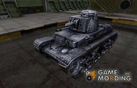Темный скин для PzKpfw 35 (t) для World of Tanks