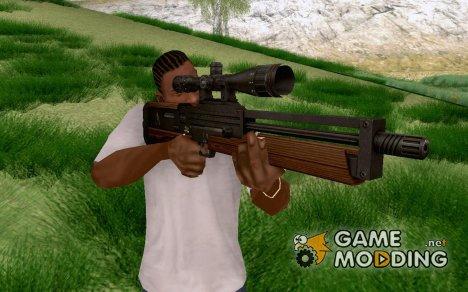 Walther WA 2000 for GTA San Andreas