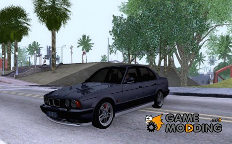 BMW E34 M5 95 - Stock for GTA San Andreas