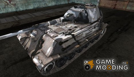 шкурка для VK4502(P) Ausf. B №60 for World of Tanks