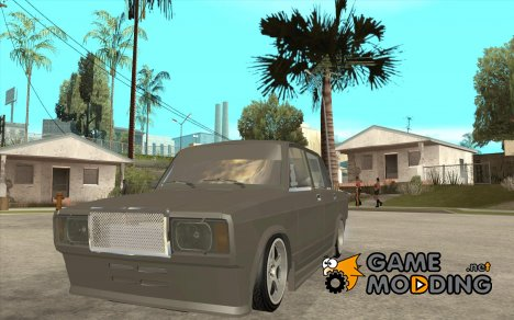 ВАЗ-2107 Lada Street Drift Tuned для GTA San Andreas