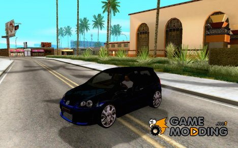 Volkswagen Golf V GTI for GTA San Andreas
