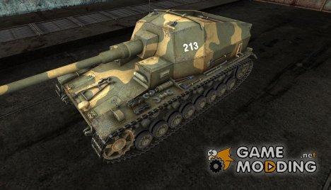 Шкурка для DickerMax для World of Tanks