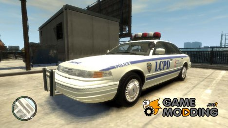 1995 Ford Crown Victoria LCPD для GTA 4