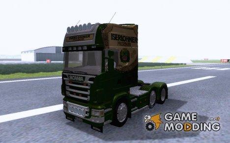 Iserlohner Truck-Texturen for GTA San Andreas