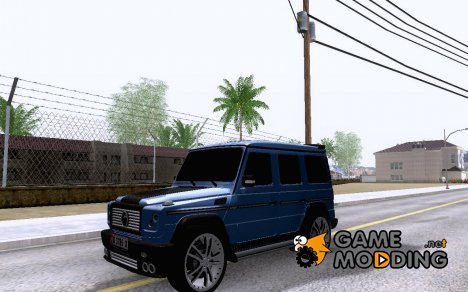 Mercedes-Benz G500 ART for GTA San Andreas