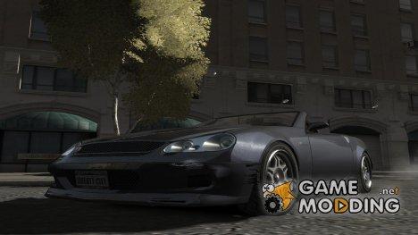 Реалистичное вождение для GTA 4