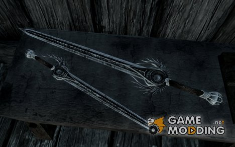 Real Silver Swords для TES V Skyrim