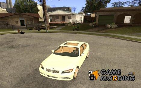 BMW 330i E90 v.2.0 for GTA San Andreas