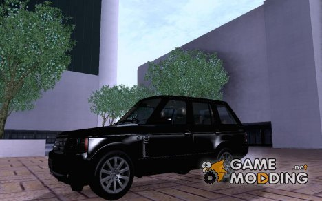 Range Rover Supercharged Series III 2012 для GTA San Andreas