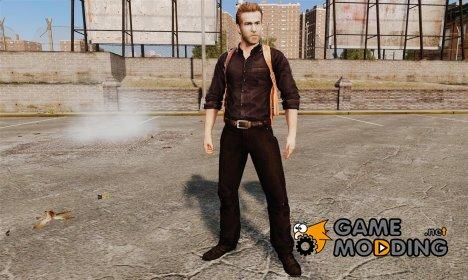 Райан Рейнольдс (Ник Уокер) for GTA 4