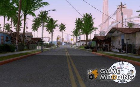 МемСпидометр v 2.0 для GTA San Andreas
