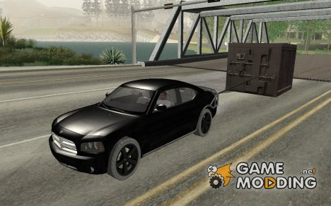 Dodge Charger v2 for GTA San Andreas