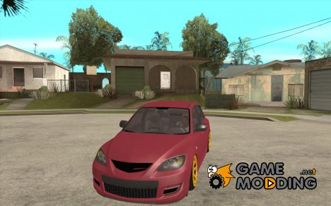 Mazda Speed 3 for GTA San Andreas