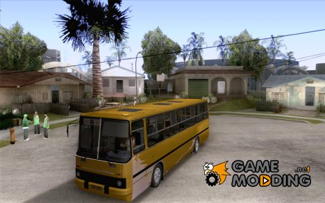 Ikarus 260.04 для GTA San Andreas