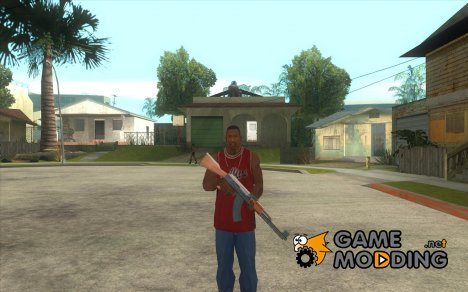 Gta IV weapon anims для GTA San Andreas