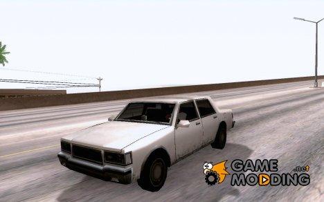 Premier Classic FBI для GTA San Andreas