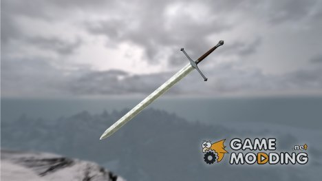 Ice Sword of Eddard Stark - Лед - меч Старков 1.6 for TES V Skyrim
