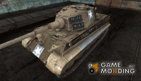PzVIB Tiger II for World of Tanks