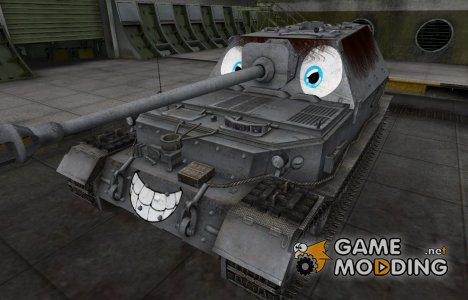 Забавный скин Ferdinand for World of Tanks