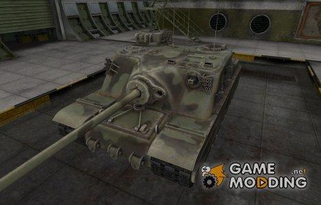 Пустынный скин для Tortoise for World of Tanks