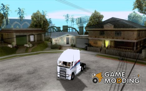 Freightliner Argosy Skin 3 для GTA San Andreas