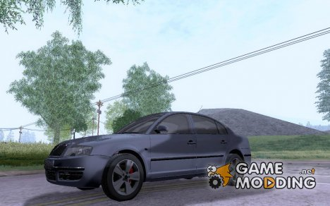 Skoda Superb 2006 for GTA San Andreas