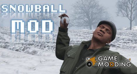 Snowball Script for GTA 5