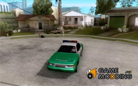 Merit Police Version 2 для GTA San Andreas