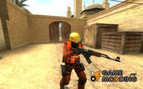 SHooDoX CT Urban Builder Phoned для Counter-Strike Source