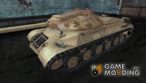 ИС-3 SquallTemnov for World of Tanks