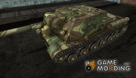 ИСУ-152 для World of Tanks