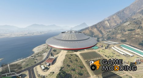 UFO Mod 1.1 for GTA 5