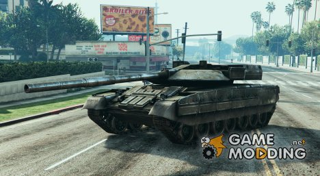 Black Eagle Tank for GTA 5
