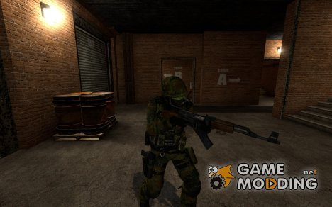 KSK CT для Counter-Strike Source