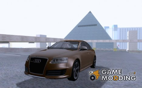 Audi RS6 TT Black Revel для GTA San Andreas