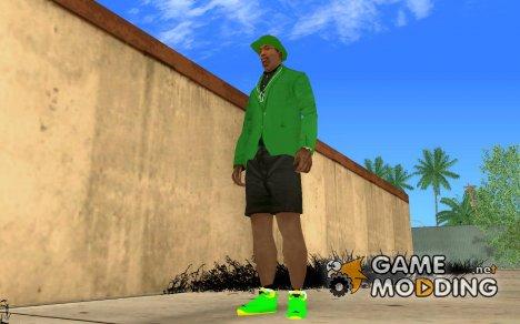 DVS Dresden Schuhe v1 for GTA San Andreas