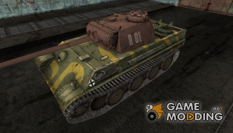 PzKpfw V Panther caprera for World of Tanks