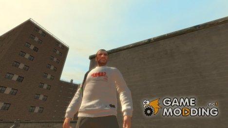 Новый свитер для GTA 4