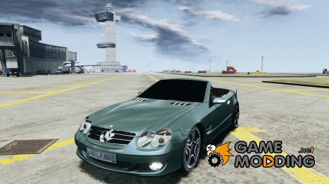 Mercedes-Benz SL 500 2006 для GTA 4