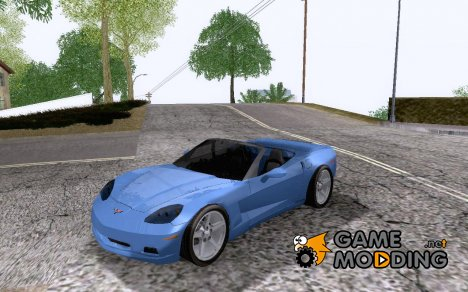2006 Chevrolet Corvette for GTA San Andreas